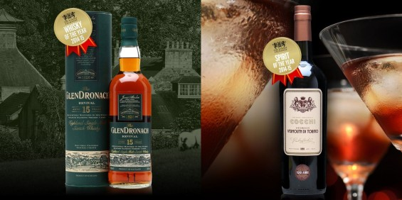 Spirit of the Year and Whisky of the Year