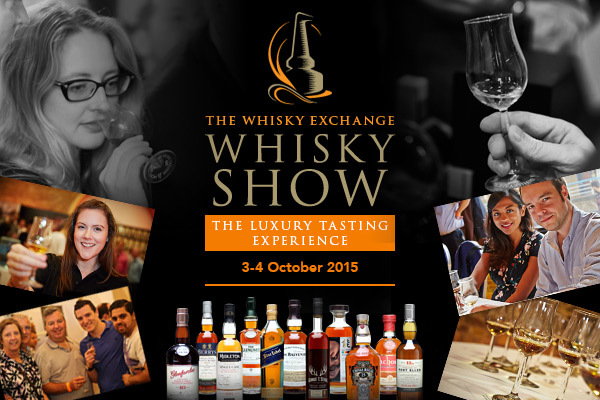 Whisky Exchange Whisky Show 2015 tickets