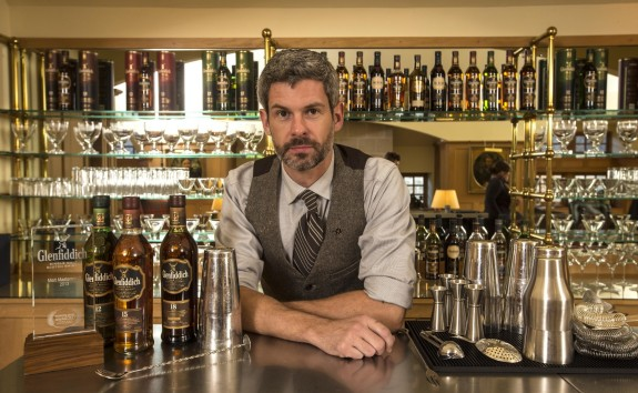 Mark Thomson, Glenfiddich UK Brand Ambassador