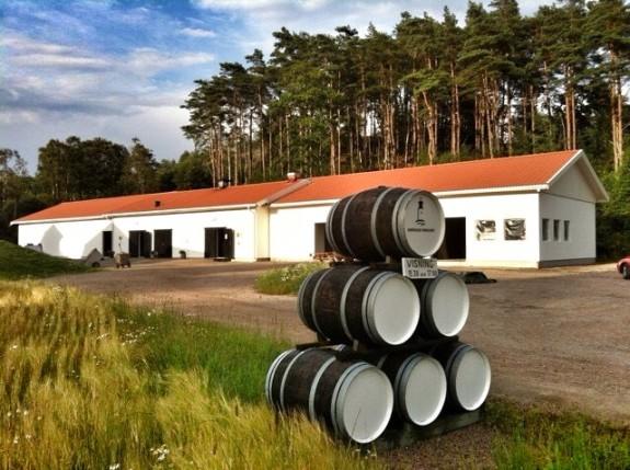 Smögen Distillery