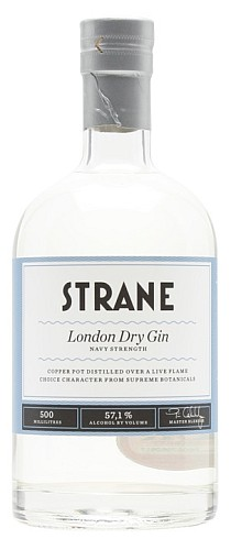 Strane Navy Strength Gin