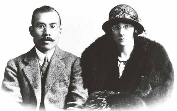 Taketsuru Couple