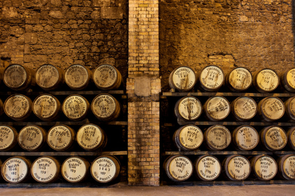 Cooley casks