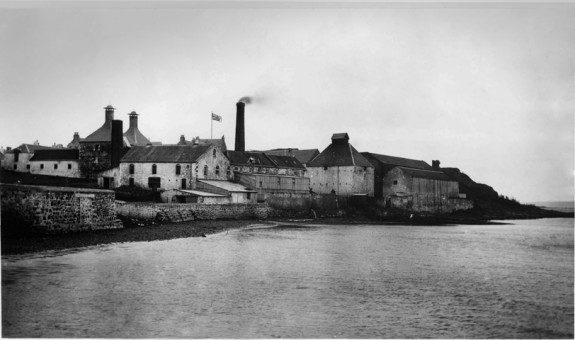 Bowmore in the early 20th century