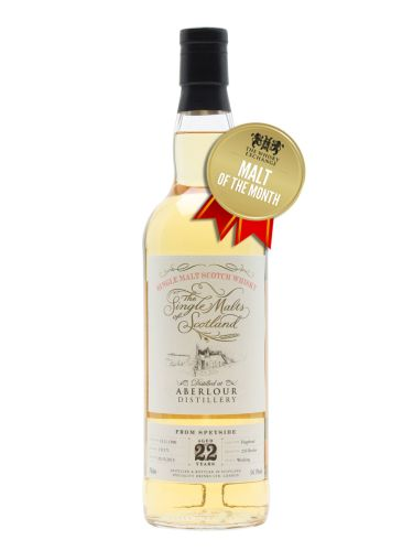 Aberlour 1990 Single Malts of Scotland