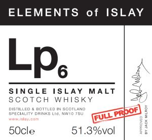 Lp6 Elements of Islay