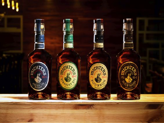 Michter's line-up