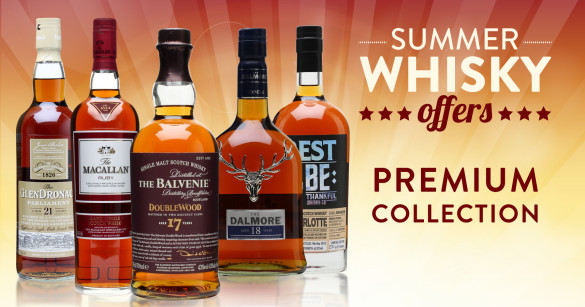 Summer whisky offers