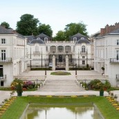 Moet & Chandon's Orangerie in Epernay