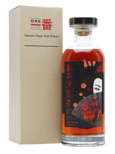 Karuizawa 29 Year Old Bourbon Cask