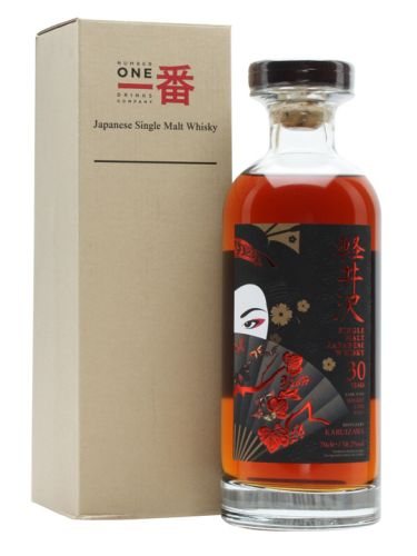 Karuizawa 30 Year Old Sherry Cask