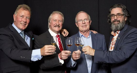 Three Legends of Whisky