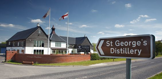 St George's Distillery – The English Whisky Company