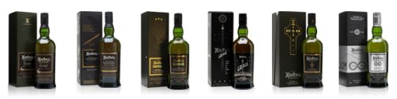 Ardbeg prize draw – The Whisky Exchange