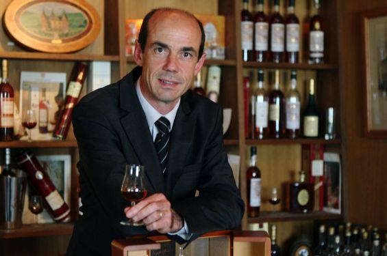 Patrice Piveteau, Cognac Frapin