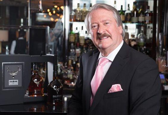 Richard Paterson Dalmore Whisky