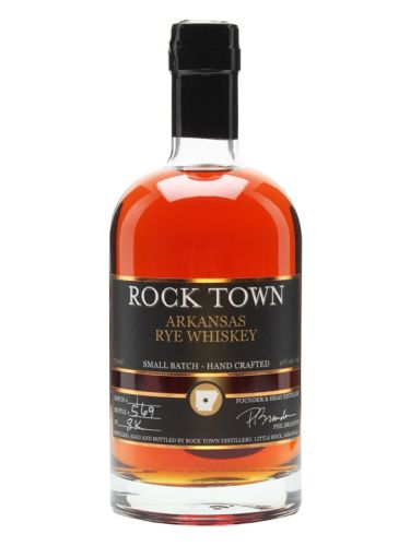 Rock Town Rye Whiskey