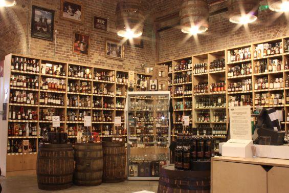 The Whisky Exchange Vinopolis