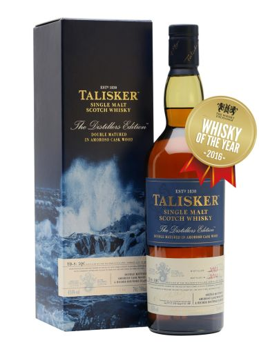 Talisker 2003 Distillers Edition