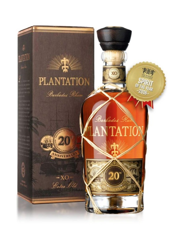 Plantation Rum Extra Old Barbados