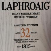 Laphroaig 32