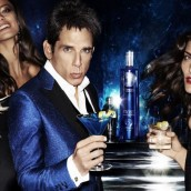 Ciroc Derek Zoolander Blue Steel Vodka