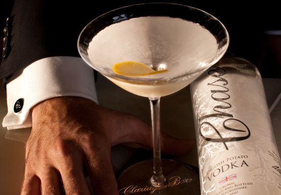 Claridges Martini