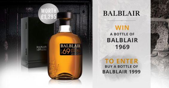 Balblair prize draw