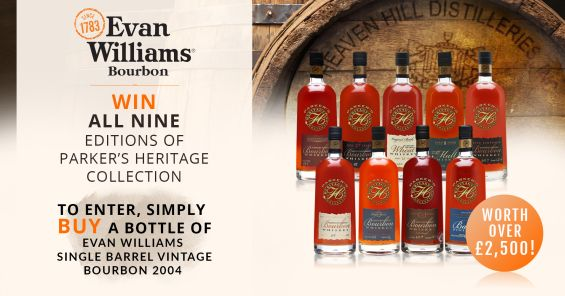 Evan Williams prize draw