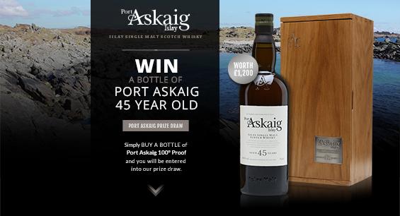 Port Askaig prize draw