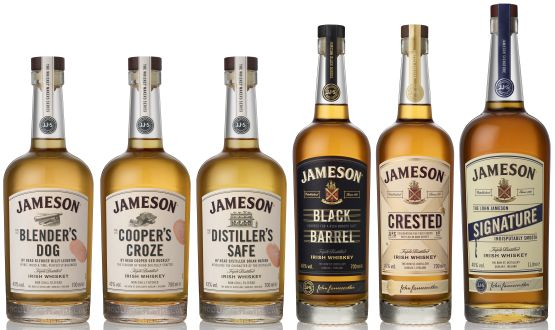 The new Jameson family