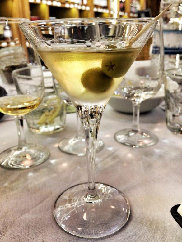 Gin-focused Martini