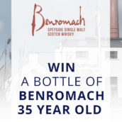 Win a bottle of Benromach 35