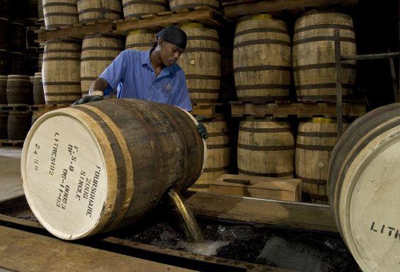Foursquare barrels