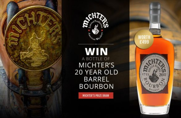 Michters Prize Draw
