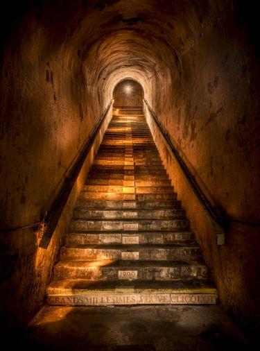 Veuve Clicquot cellars