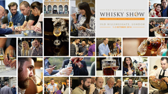 The Whisky Exchange Whisyk Show 2016