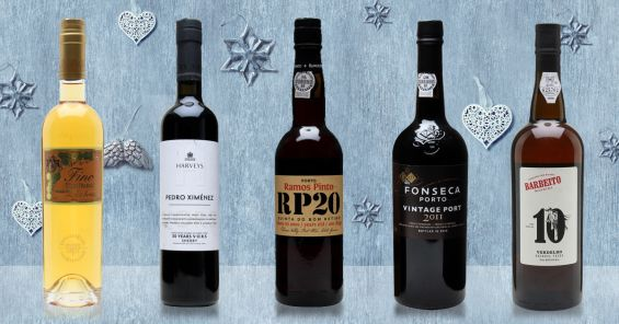 The best fortified wines for Christmas