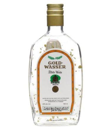 Gold Wasser Vodka