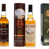 Favourite Whiskies 2016