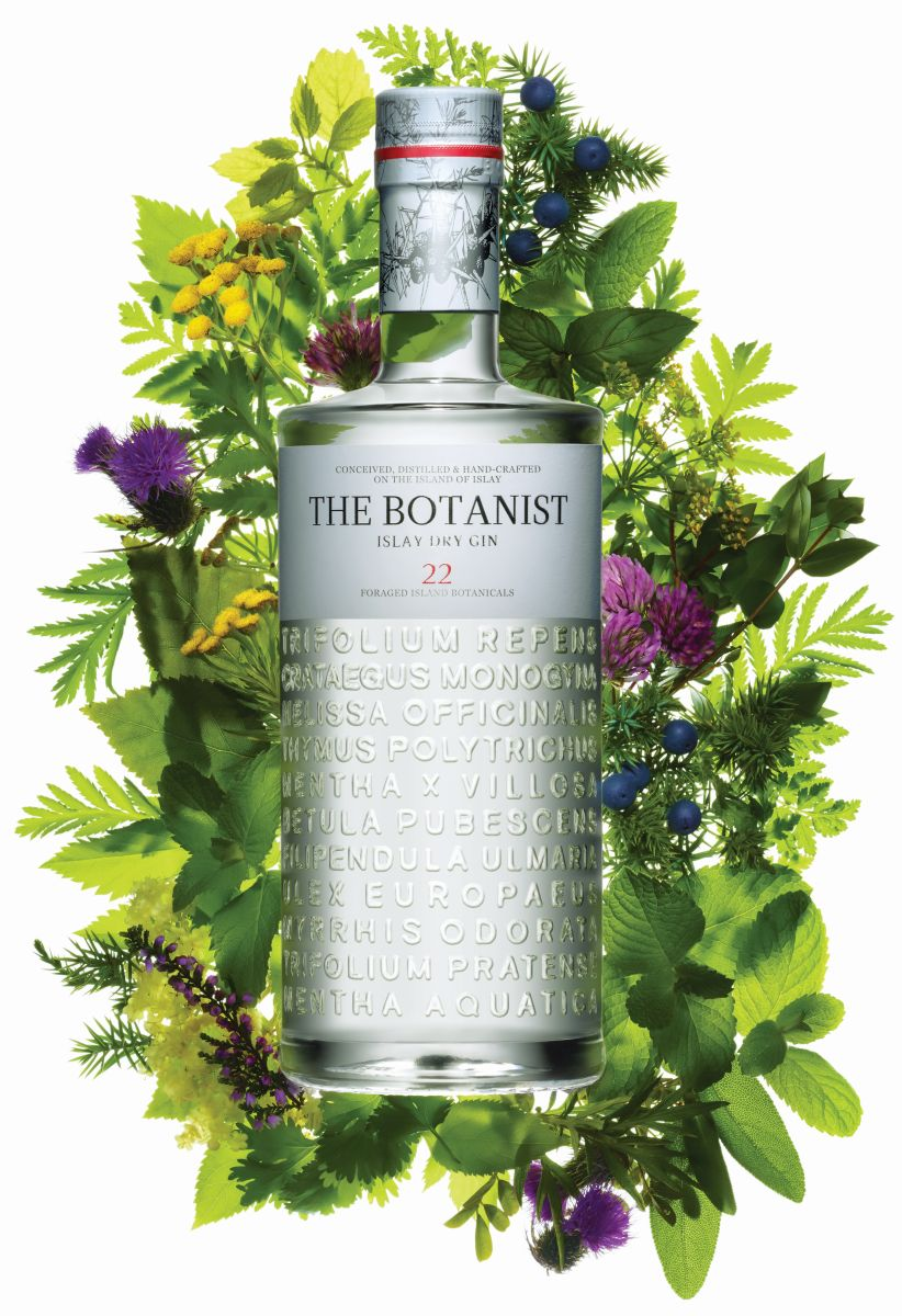 The Botanist Bottle