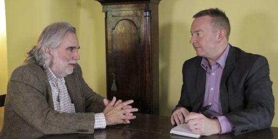 Jim Murray interview