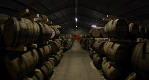 Edradour – home of some of the most impressive casks in Scotland
