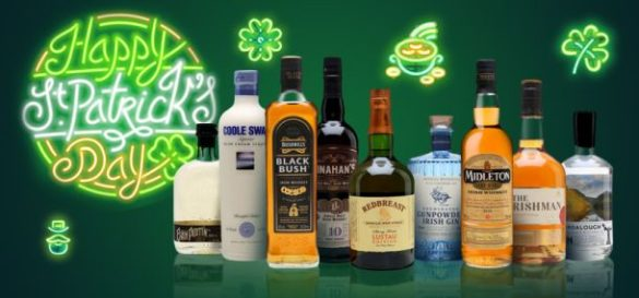 St Patrick's Day Whiskey