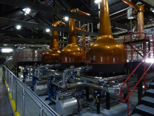 Midleton micro-distillery