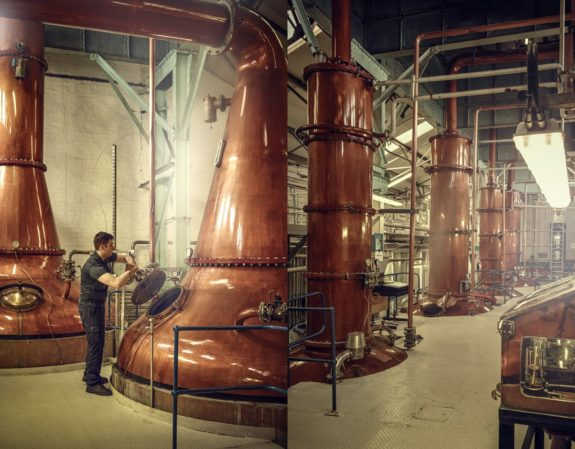 Loch Lomond's swan-neck and straight-neck stills