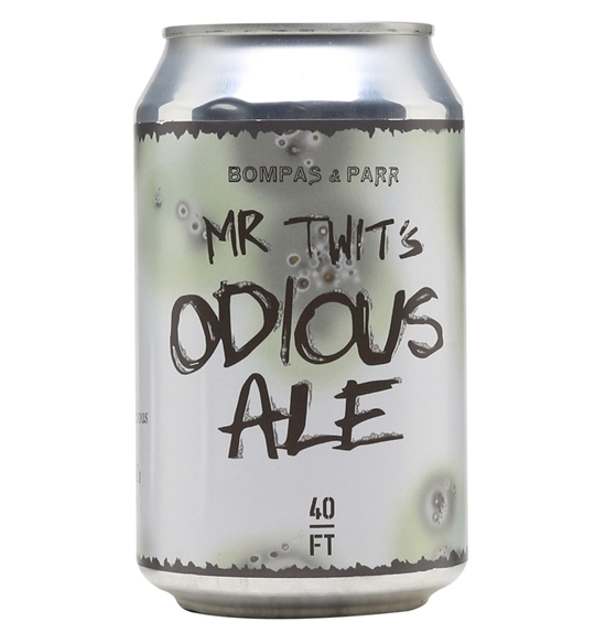 Mr Twit's Odious Ale