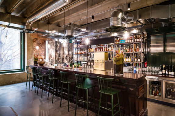 The Pitt Cue Bar