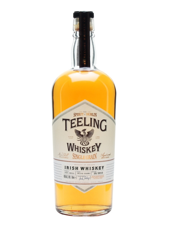 Teeling Single Grain Whiskey