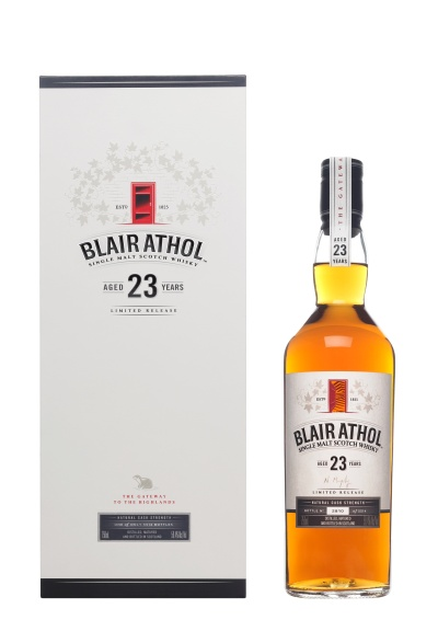 Blair Athol 23 Special Releases 2017